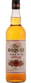Roquez Dark Ron Superior ром Рокез Дарк Рон Супериор