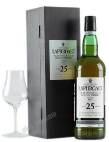 Laphroaig 25 years виски Лафройг 25 лет