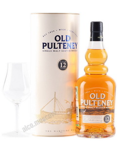 Old Pulteney 12 years виски Олд Пултени 12 лет