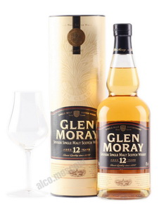 Glen Moray 20 years виски Глен Морэй 20 лет