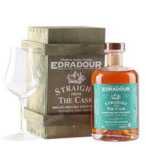 Edradour 14 years 1997 виски Эдраду 14 лет 1997 года