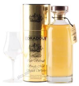 Edradour Bourbon Cask Matured 2003 виски Эдраду 2003 года