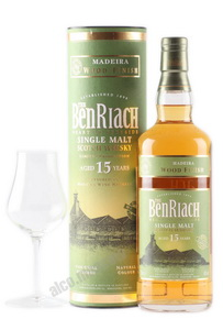 Benriach Madeira 15 years виски Бенриах Мадера 15 лет