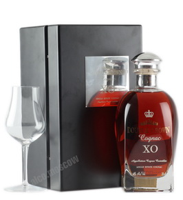 Double Crown XO gift box коньяк Дабл Краун ХО п/у
