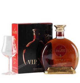Frapin VIP XO Grande Champagne Premier Grand Cru Du Cognac (with box) 0.7l коньяк Фрапэн VIP ИКСО Гранд Шампань Премье Гран Крю дю Коньяк (в коробке) 0.7л