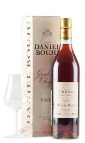 Daniel Bouju VSOP Grand Champagne gift box коньяк Даниель Бужу ВСОП Гран Шампань