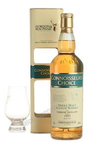 Tormore 1997 Gordon & McPhail 0,7l Виски Тормор 1997г. Гордон & МакФейл 0,7л в п/уп