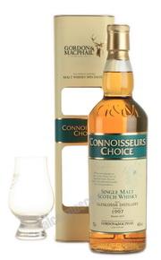 Glenlossie 1997 Gordon & McPhail Виски Гленлосси 1997г. Гордон & МакФейл 0,7л в п/у