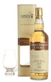 Ledaig 1999 Gordon & McPhail 0,7l Виски Ледчиг 1999г. Гордон & МакФейл 0,7л в п/уп