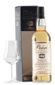 Tomatin Single Malt Pearl of Scotland 1998 16 years 0,7 Виски Сингл Молт Томатин Перлс оф Скотланд 1998г. 16 лет 0,7л в п/у