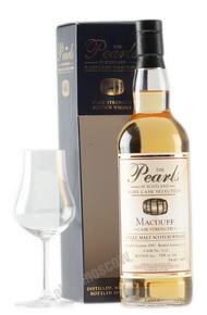 MacDuff Pearls 1997 years Виски Макдафф Перлс 1997 года в п/у