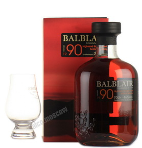 Balblair 1990 виски Балблэр 1990