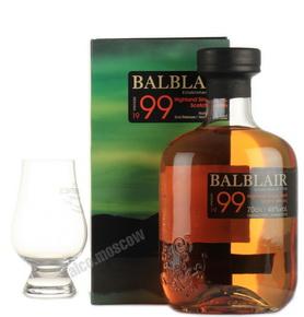 Balblair 1999 виски Балблэр 1999