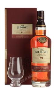 Glenlivet Archive 21 years виски Гленливет Архив 21 год в п/у