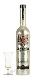 Organika Life 0.7 l водка Органика Лайф 0.7 л