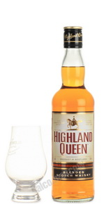Highland Queen 3 years old виски Хайленд Куин 3 года