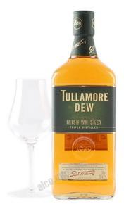 Tullamore Dew виски Тулламор Дью 0.7 л
