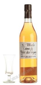 Miclo Creme de Peche des Vignes ликер персиковый Крем де Пеш де Винье