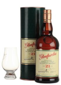 Glenfarclas 21 years виски Гленфарклас 21 лет