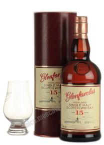 Glenfarclas 15 years виски Гленфарклас 15 лет
