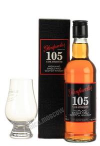 Glenfarclas 105 350 ml виски Гленфарклас 105 0.35 л