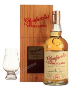 Glenfarclas Family Casks 1984 Виски Гленфарклас Фэмэли Каскс 1984