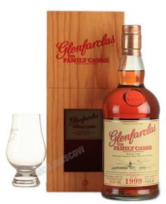 Glenfarclas Family Casks 0,7l Виски Гленфарклас Фемили Каскс 1999г. 0,7л в д/я