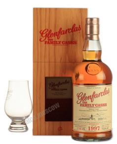Glenfarclas Family Casks 0,7l Виски Гленфарклас Фемили Каскс 1997г. 0,7л в д/я