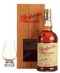 Glenfarclas Family Casks 1956 Виски Гленфарклас Фэмэли Каскс 1956