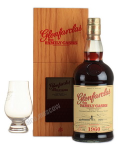 Glenfarclas The Family Casks 1960 виски Гленфарклас Фемили Каск 1960