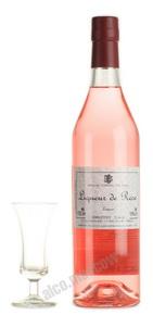 Ликер десертный Ликер де Роз Бриоте Ликер Liqueur de Rose Briottet
