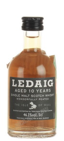 Ledaig 10 years old виски Ледчиг 10 лет