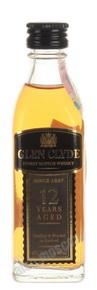 Glen Clyde 12 years old виски Глен Клайд 12 лет 0.05л