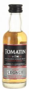Tomatin Legacy Виски Томатин Легаси 0.05 л