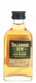 Tullamore Dew виски шкалик Талламор Дью