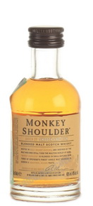 Monkey Shoulder виски Манки Шоулдер 0.05 л