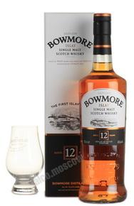 Bowmore 12 years виски Боумор 12 лет