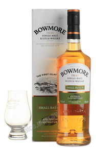 Bowmore Small Batch Reserve виски Бомо Смол Бэтч Резерв