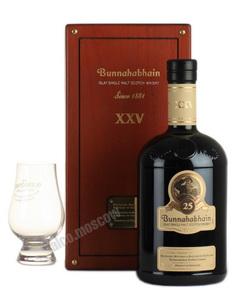Bunnahabhain 25 years виски Буннахавэн 25 лет