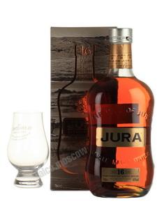 Isle of Jura 16 years виски Айл оф Джура 16 лет