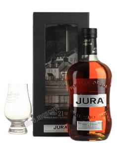 Isle of Jura 21 years виски Айл оф Джура 21 лет
