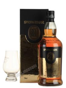 Springbank 21 years виски Спрингбэнк 21 лет