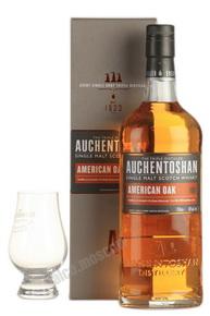 Auchentoshan American Oak виски Очентошен Американ Оак