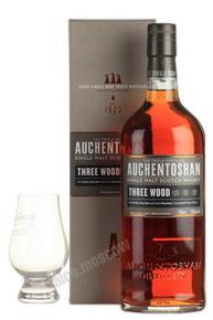 Auchentoshan Three Wood виски Очентошен Фри Вуд