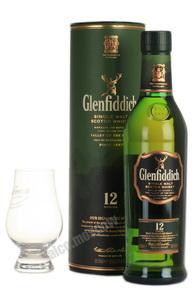 Glenfiddich 12 years old виски Гленфиддик 12 лет