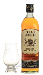 Stag Hunter Special Reserve 3 years 0,7l Виски Стаг Хантер Спешл Резерв 3 года 0,7л