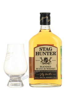 Stag Hunter Special Reserve 3 years 0,35l Виски Стаг Хантер Спешл Резерв 3 года 0,35л