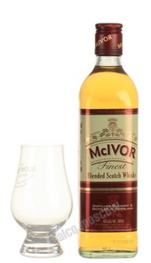 Mc Ivor 3 years 500 ml виски Мак Айвор 3 года 0.5 л