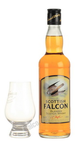 Scottish Falcon 0,5l Виски Скотиш Фэлкон 0,5л