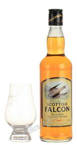 Scottish Falcon 0,5l Виски Скотиш Фэлкон 0,5л